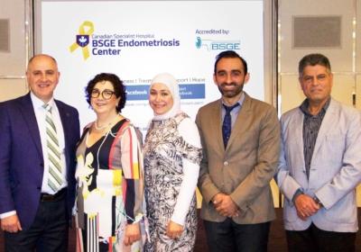 Launch Event Endometriosis Center